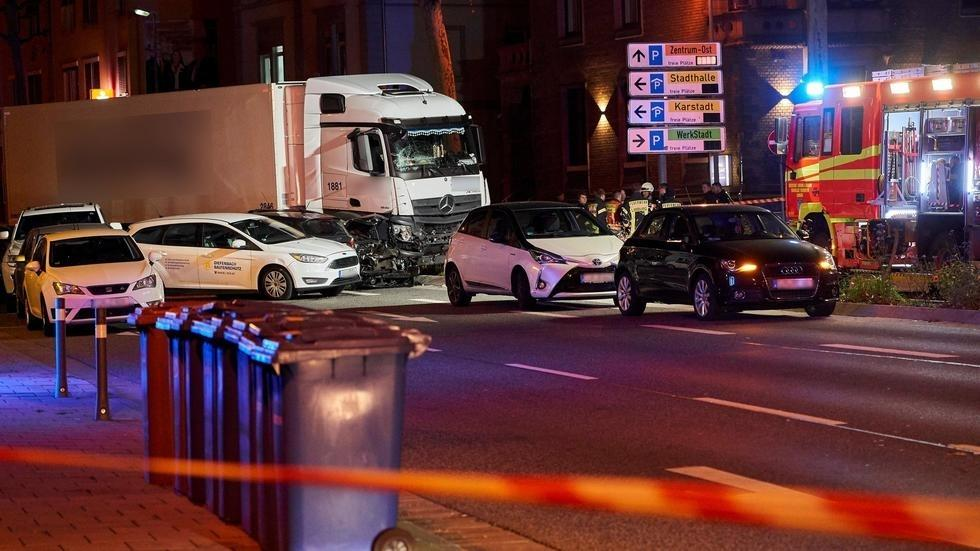 9 Injured In Germany After Syrian Migrant Uses Truck In Terrorist Attack - The Reports