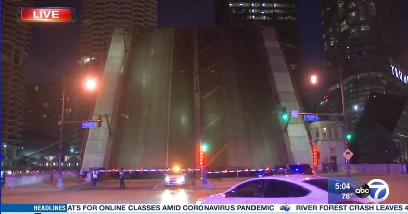 Chaos In Chicago: Bridges Raised To Prevent Gun-Toting Looters Getting Downtown