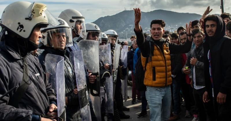Turkey Plans To Send Fresh Wave Of COVID-Infected Migrants To Europe, Report