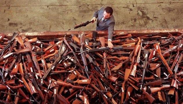 Australia's Gun Laws And Homicide: Correlation Isn't Causation