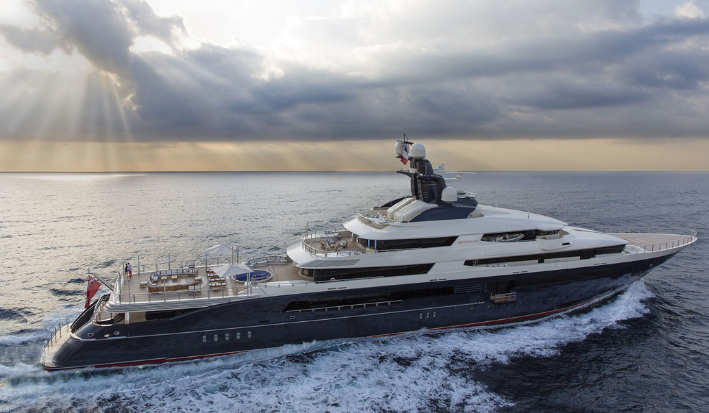 You Can Now Rent 1MDB-Linked Yacht For $1.25 Million A Week - The Reports