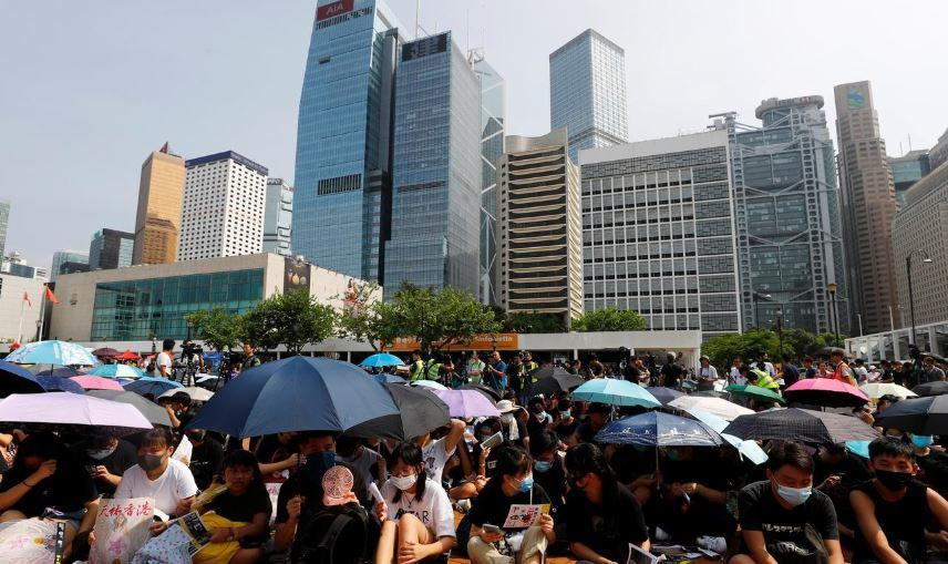 'This Is An Appalling Kowtow To Beijing' - Hong Kong Workers Fired For Supporting Protests