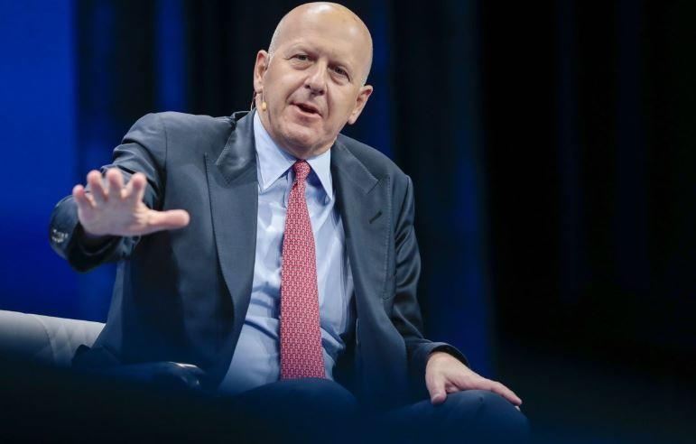"Goldman CEO Solomon Launches Purge Of Firm's ""Bloated"