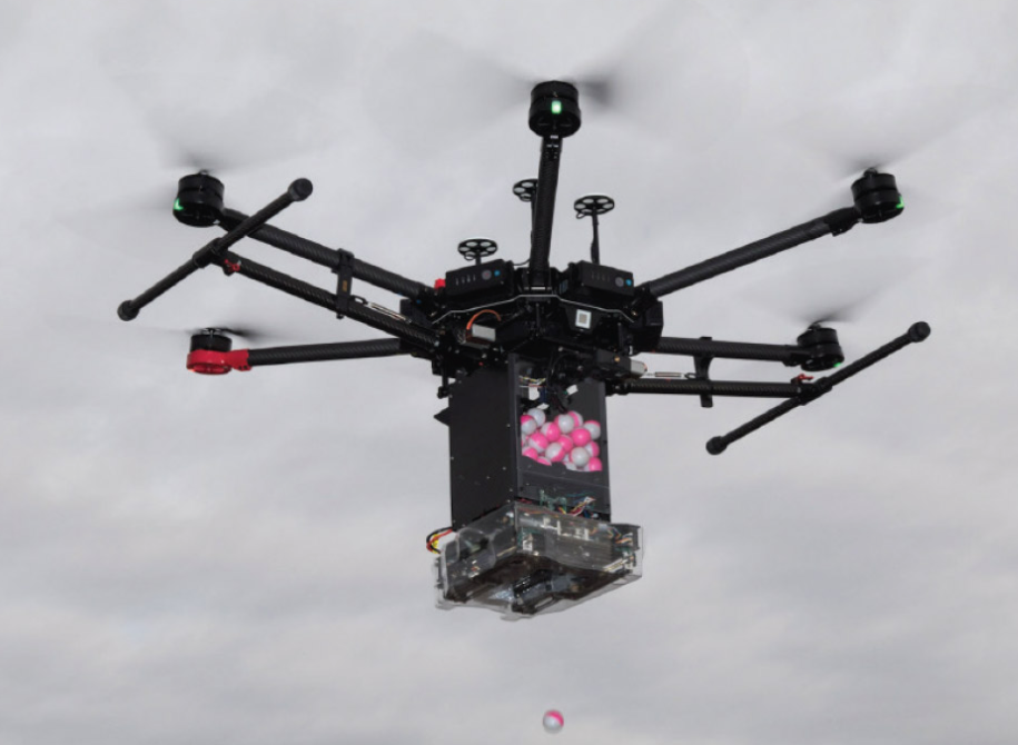 "Feds Deploy Firefighting Drones With ""Dragon Eggs"" To Combat Wildfires"