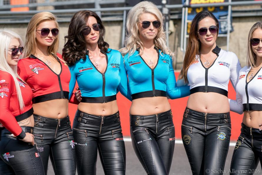Grid girls College girls