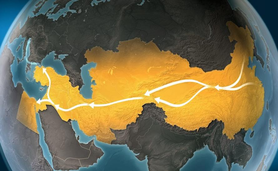 Escobar: How New Silk Roads Are Shaping Southwest Asia