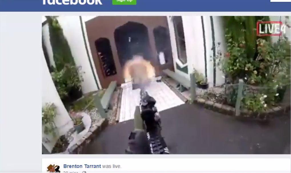 New Zealand Shooter Live Stream Image: Facebook, YouTube, Twitter And Scribd Scramble To Scrub NZ