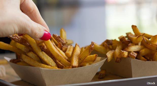 FRIES - This Is Why A Record Number Of Americans Are Fat & Broke