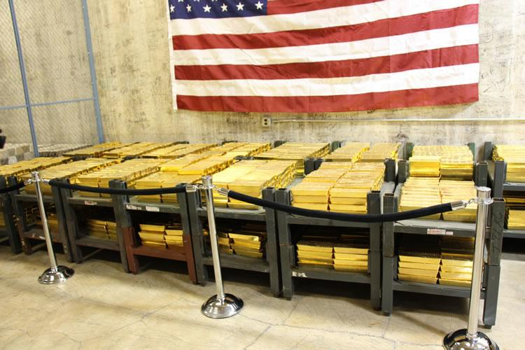 The Only Gold The Us Will Show The Quot Working Vault Quot At