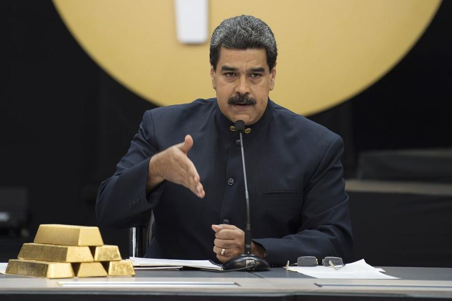 "IMF Discreetly Preps Massive Aid Package For ""Day After"" Maduro's Fall"