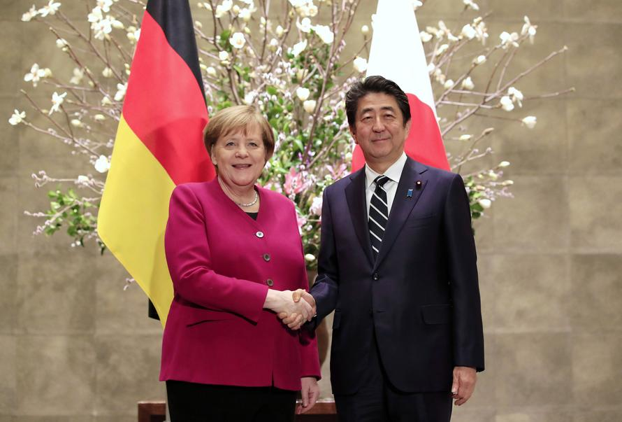 "The Japanese-German Alliance Against ""America First"" Might Backfire Badly"