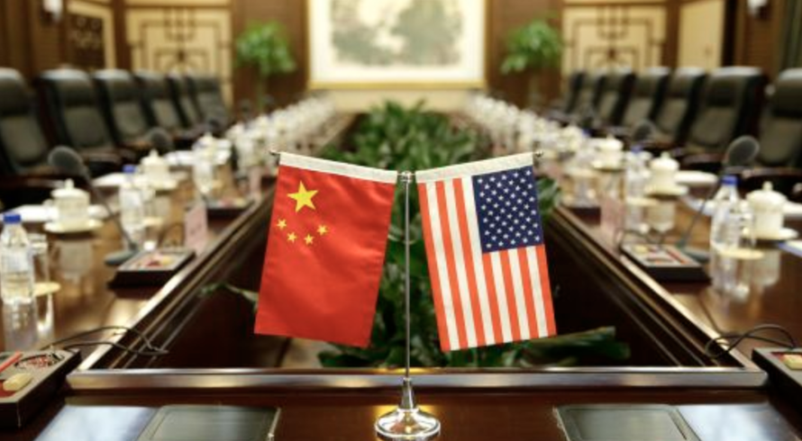 7th Round Of US-China Trade Talks Begins Tuesday In Washington