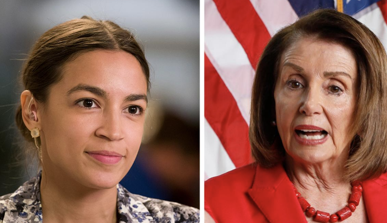 Pelosi Says She's Done Talking About Beef With AOC - The Reports