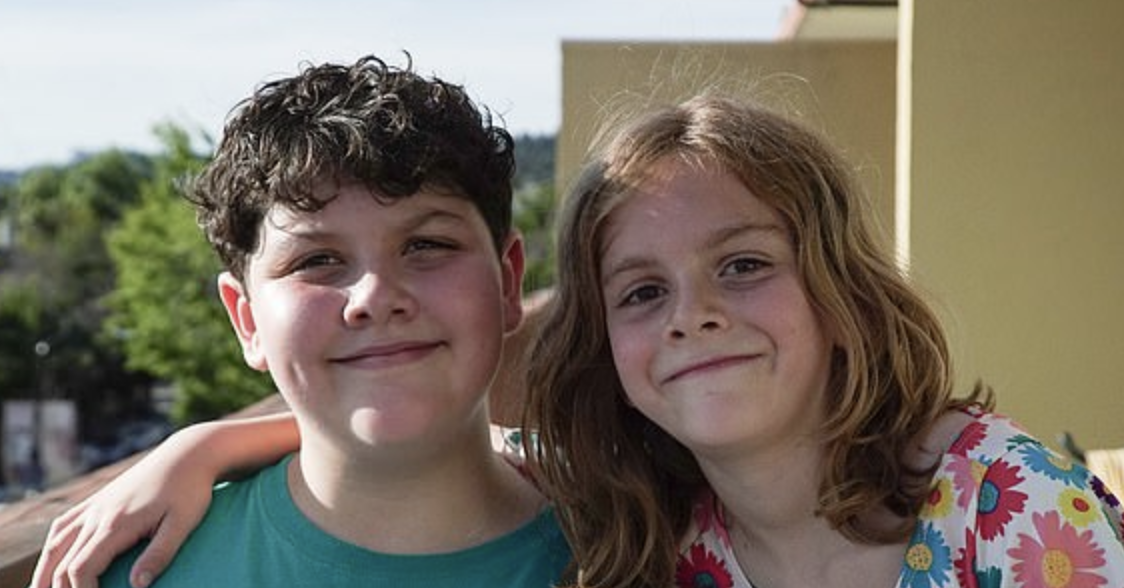 Berkeley Couple Support Their Children Aged 4 & 8 In Decision To 'Transition'