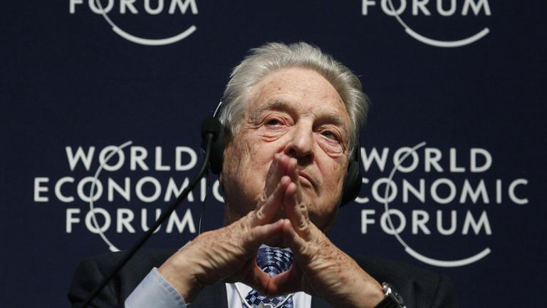 China Responds To George Soros