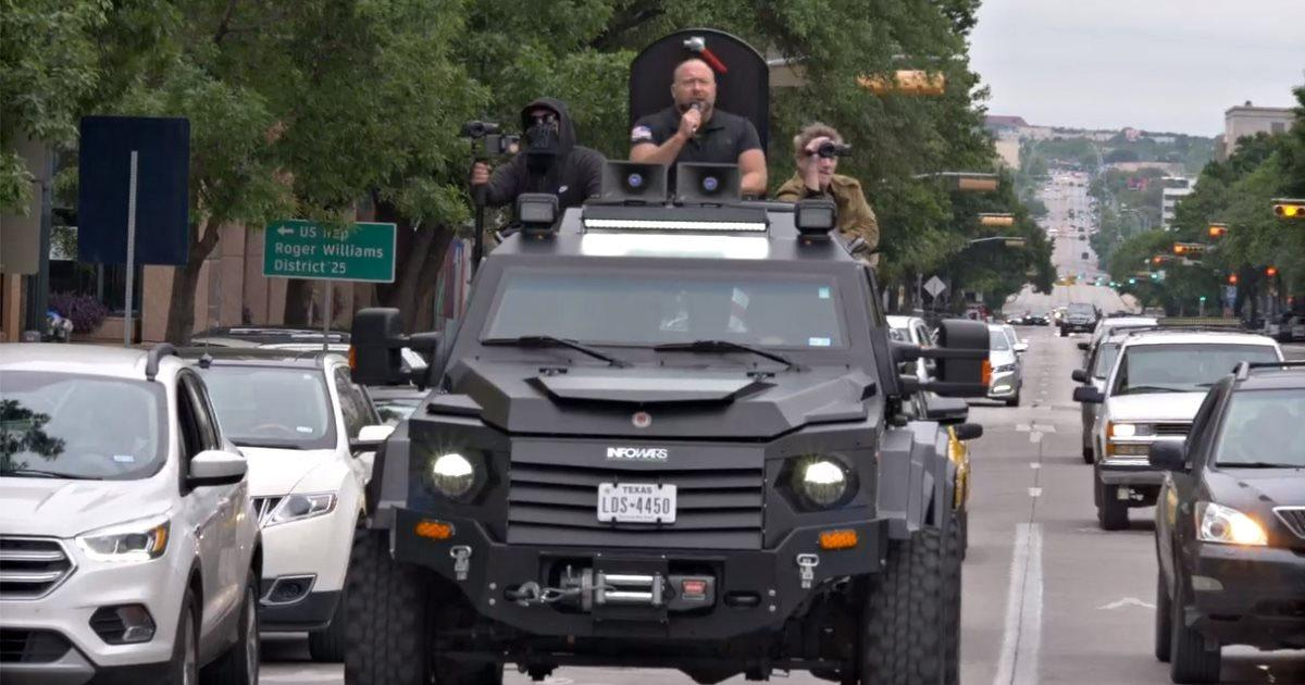 Americans Panic-Bought Guns And Ammo; What About Armored Vehicles?