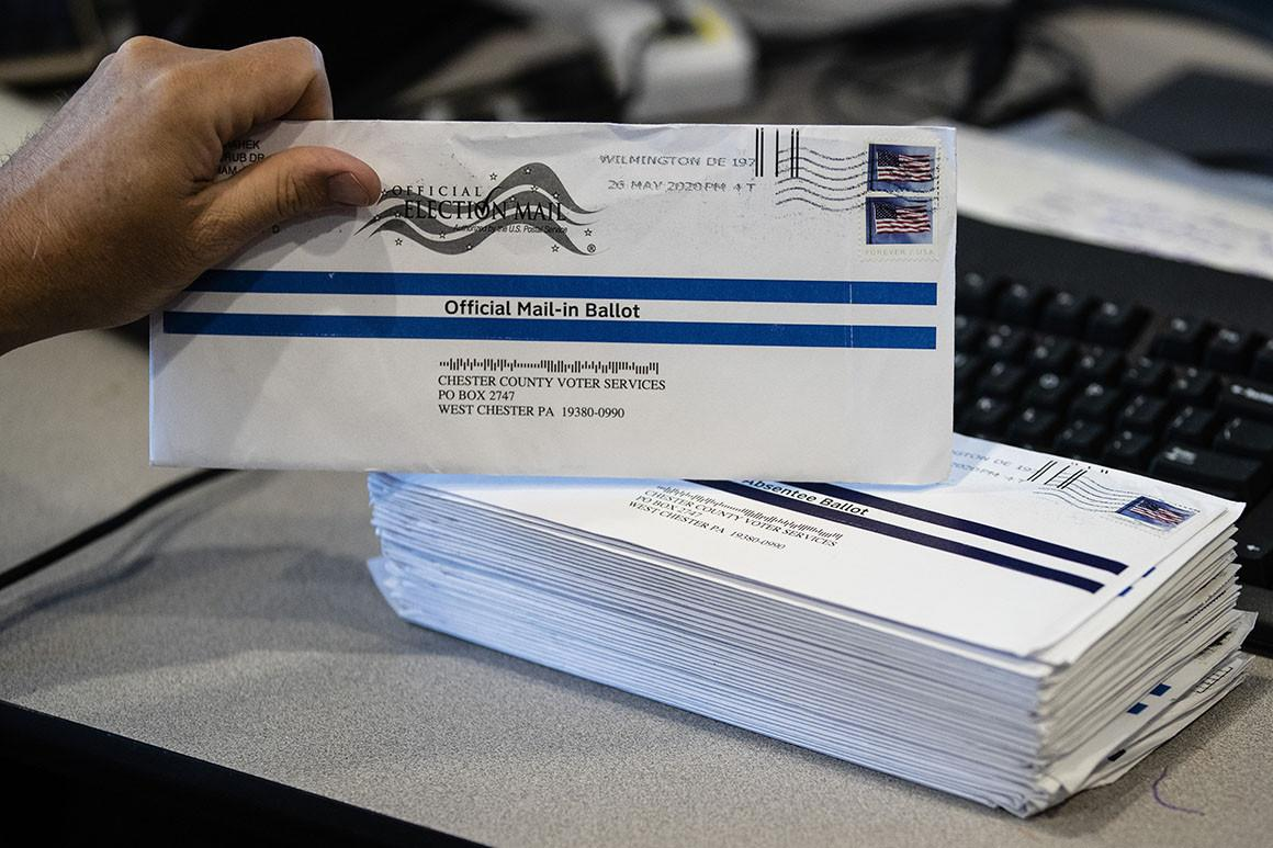 Michigan Joins Pennsylvania With Mail-In-Ballot Extension