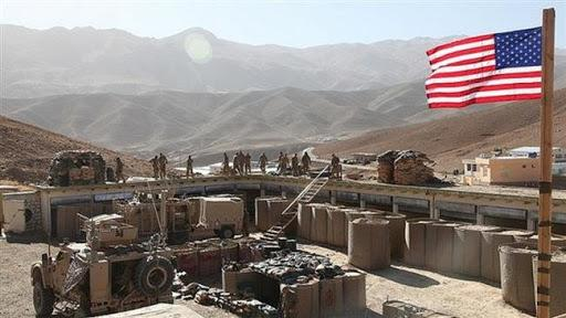 The Pentagon Has Closed Ten Bases In Afghanistan Amid Hastened Draw Down