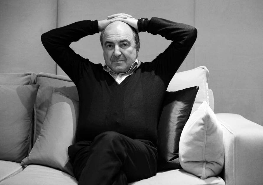 Boris Berezovsky in London