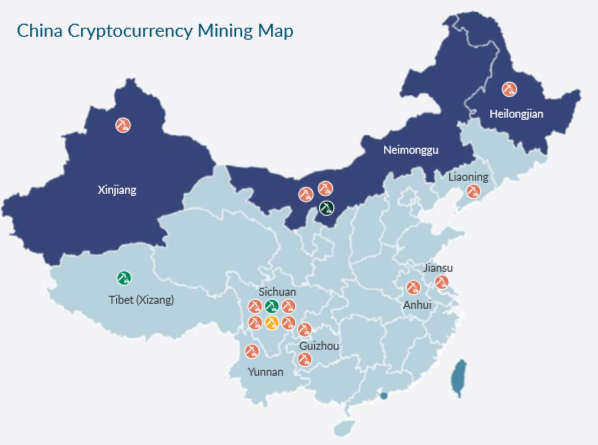 Hashrate Domination: China Controls Two-Thirds Of The World's Crypto Network's Processing Power