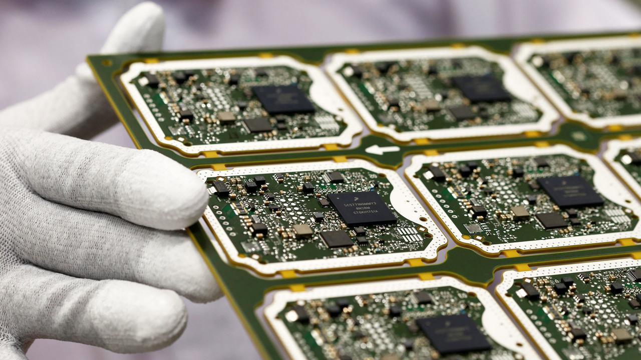 China To Pursue Domestic Chip-Making With 'Same Priority As Atomic Capability' Amid Trump Restrictions