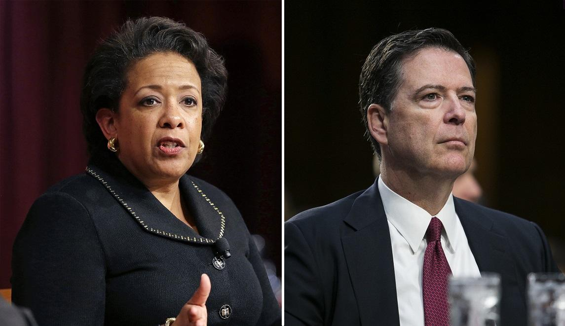 Now It's Comey Vs. Lynch: Someone's Lying Again