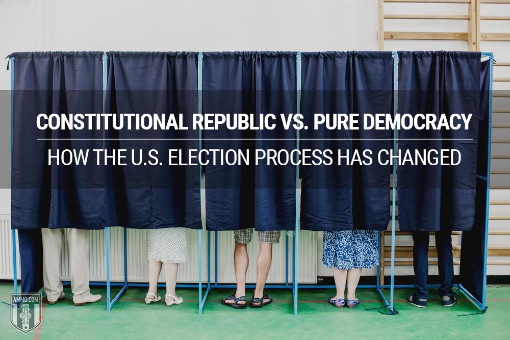 Constitutional Republic vs. Pure Democracy