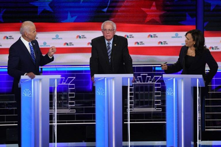 """2020 Race Is Over"" Post-Mortem Of Second Dem Debate: Kamala Crushes Bernie & Biden"