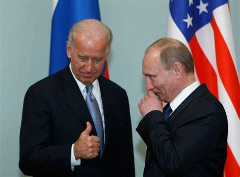 Putin Says He's Not Ready To Recognize Biden As US President