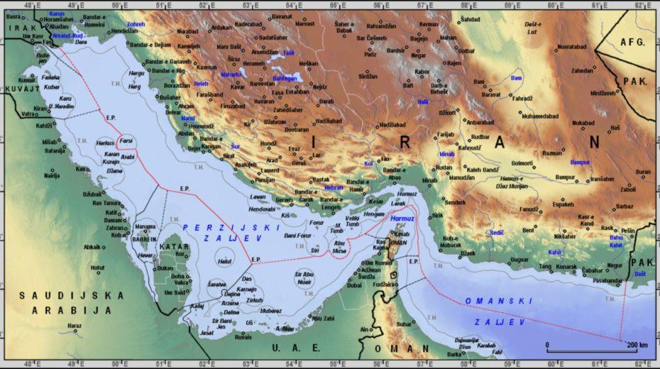 Russia s Proposal For Persian Gulf Peace