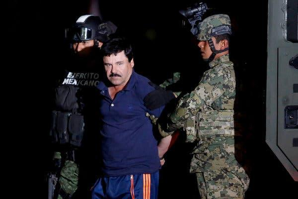 "El Chapo Gets Life Sentence For Moving ""Mountains Of Cocaine""; Likely Headed To Colorado 'Supermax'"