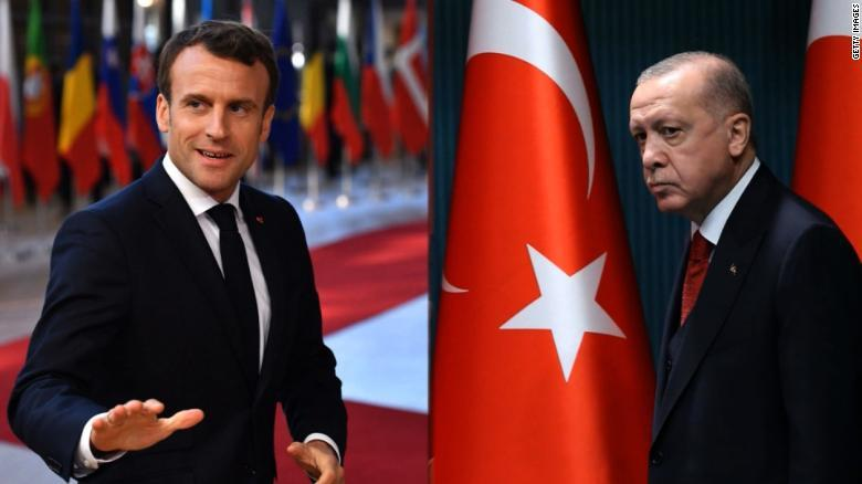 France Pushes For EU Sanctions On Turkey Over Mediterranean Gas Row