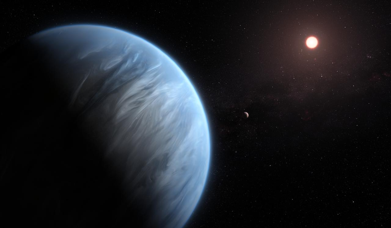 New Earth-Like Planet Found In Habitable Zone Of Nearby Star