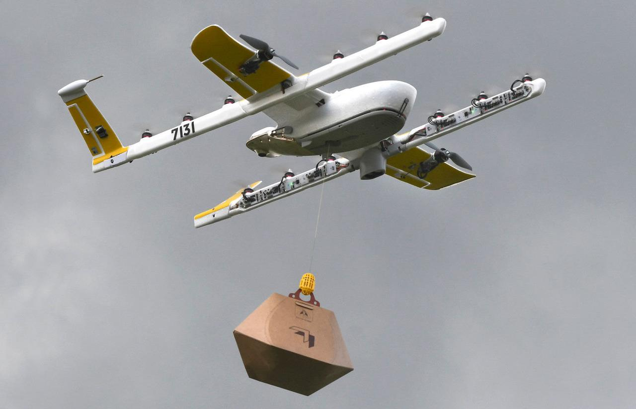 Google s Wing Launches Commerical Drone Delivery Service In Australia