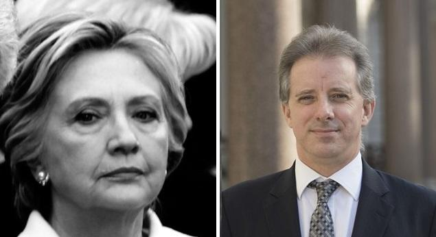 Christopher Steele Made Damning Pre-FISA Confession; FBI Retroactively Classified