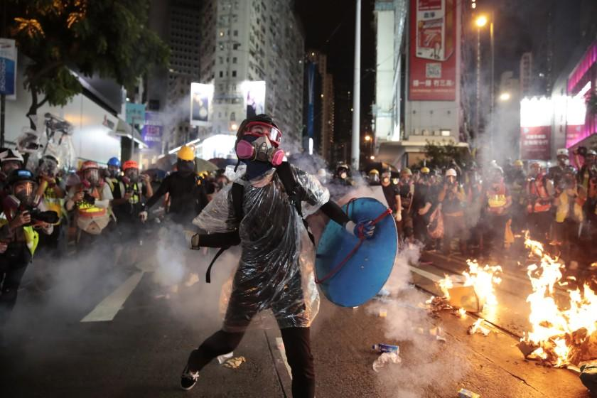 40 percent Of Hongkongers Want To Flee City Amid Protests And Imminent