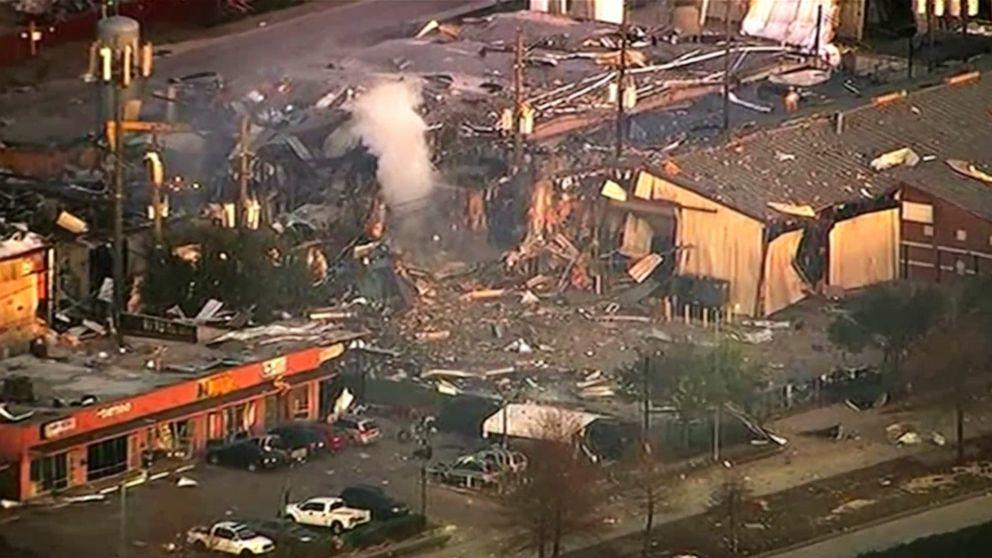 Whole Neighborhoods Destroyed In Houston Plant Explosion: Multiple Fatalities, 1 Still Missing