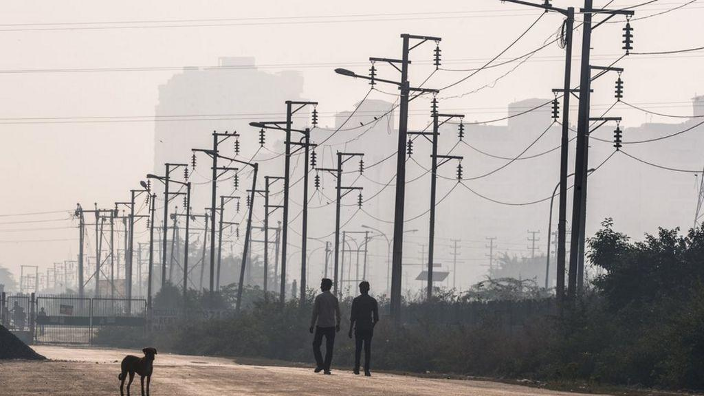 India's Power Output Slumps For Sixth Straight Month As Recovery Falters