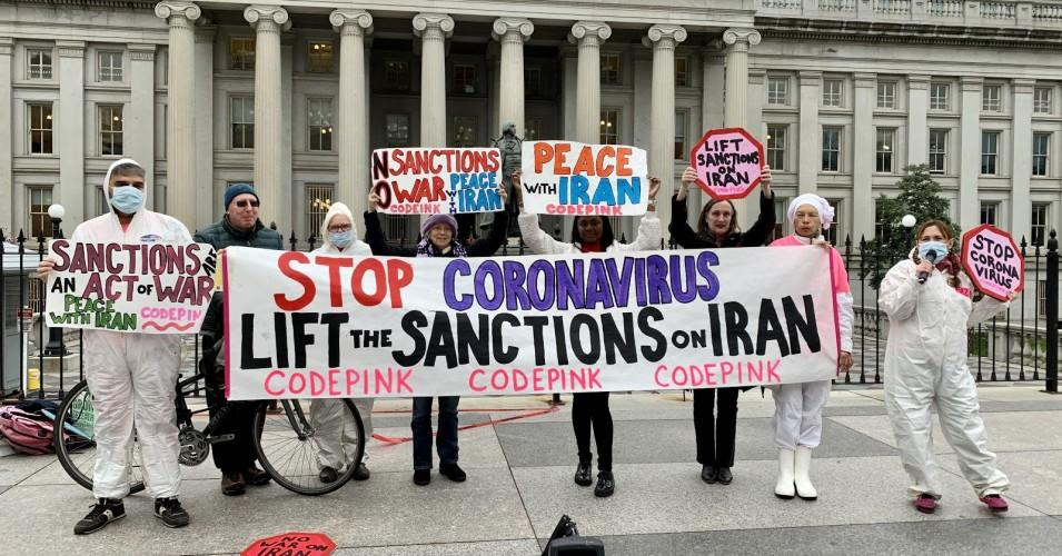 UK, Europe & IMF Ramp Up Pressure For Trump To Ease Sanctions On Virus-Ravaged Iran