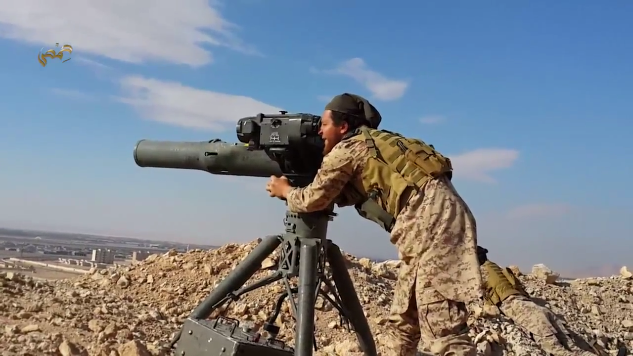 Turkish-Backed Jihadists Filmed Using CIA-Supplied Missiles Against Syrian Kurds