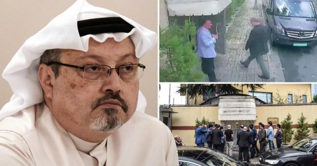 Turkey Releases Grisly Crime Scene Footage Of Khashoggi Killing On 2nd Anniversary