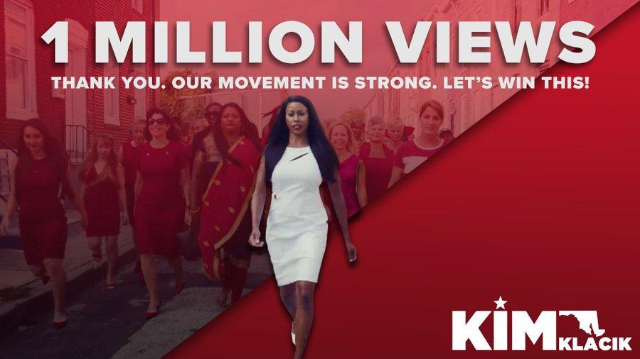 """End School To Prison Pipeline"" - New Kim Klacik Ad Highlights How Liberals Destroyed Baltimore"