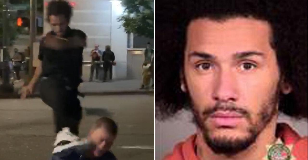 Suspect In Brutal Portland Head-Kicking Turns Himself In After Manhunt