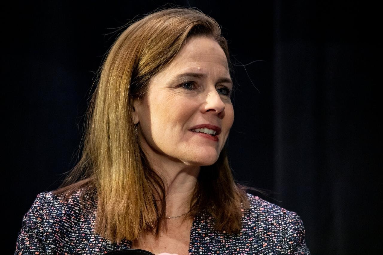 """Really, Really Catholic"" Amy Coney Barrett Responds To Anti-Religious Bigotry"