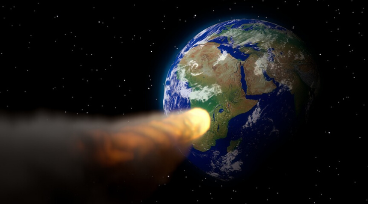NASA Warns Two Asteroids Could Cause Atmospheric Explosion Over Earth This Week