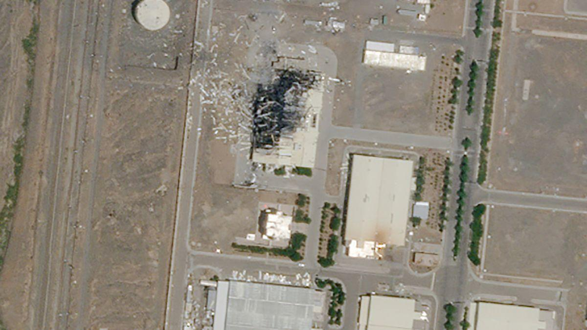 "For First Time, Iran's Nuclear Agency Confirms Natanz Facility Blast Was ""Sabotage Operations"""
