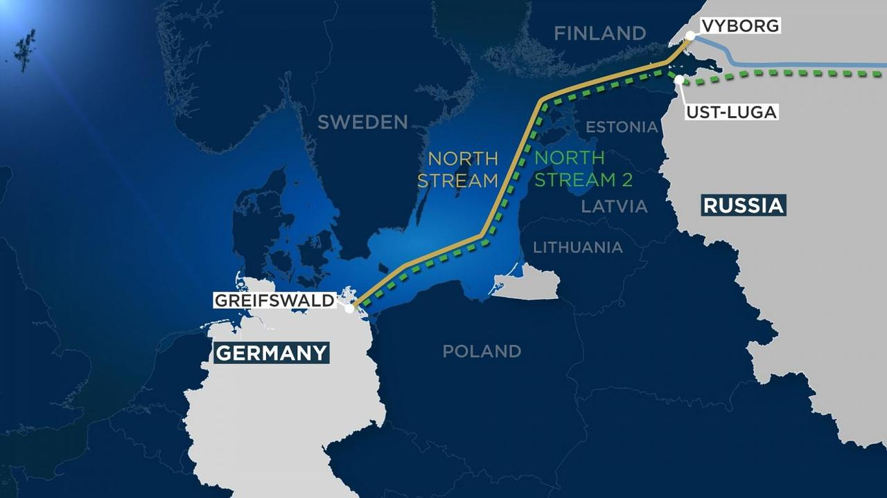 "Gazprom Blasts $7.6BN Polish Antitrust Fine On NS2 Pipeline As Move To Kill It ""By All Means"""