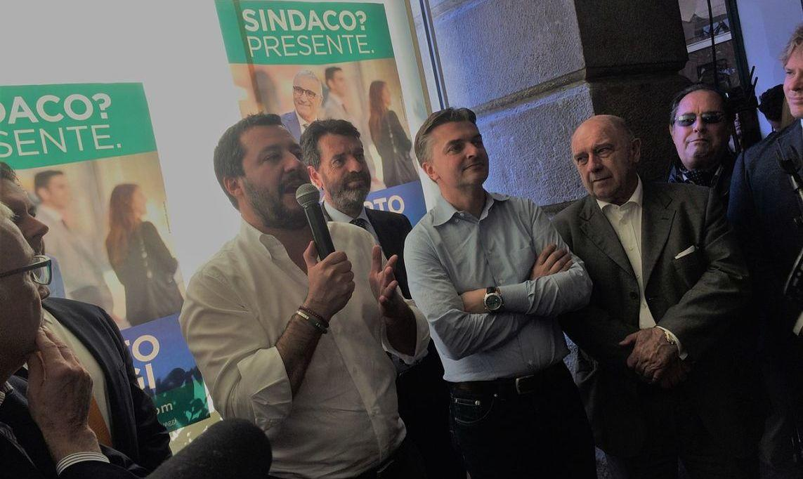 Salvini Is Positioning Italy For Confrontation