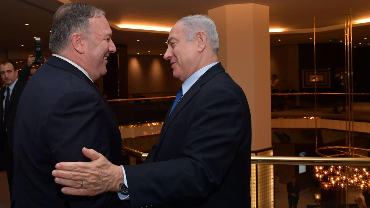 US-Israel Defense Treaty Gaining Steam After Pompeo & Netanyahu Meet
