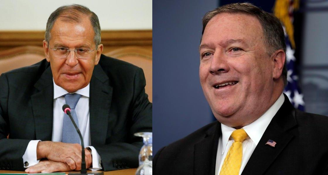 After Trump Called It A Hoax, Pompeo Warns Russians Against Offering Bounties To Kill US Troops